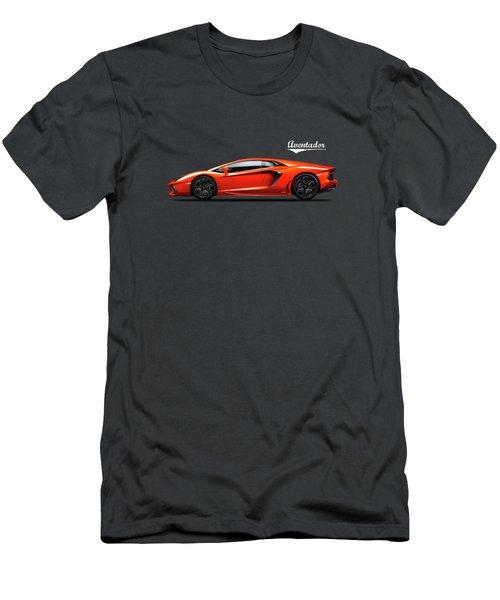Lamborghini Aventador Men's T-Shirt (Athletic Fit)