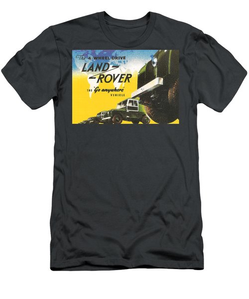 Land Rover Men's T-Shirt (Athletic Fit)