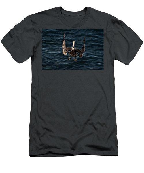 Landing 3 Men's T-Shirt (Slim Fit) by James David Phenicie