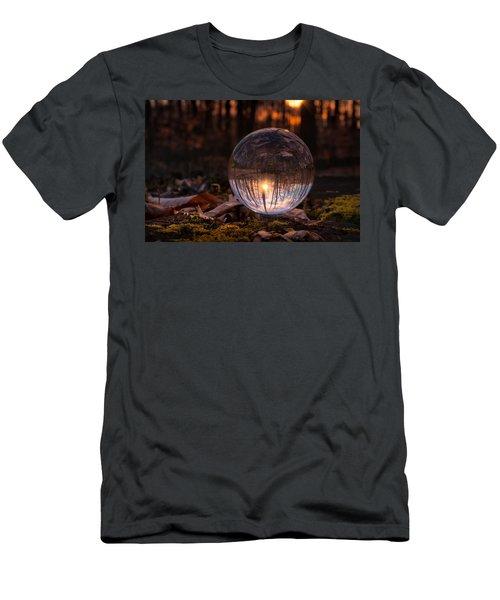Landscape Men's T-Shirt (Slim Fit) by Craig Szymanski