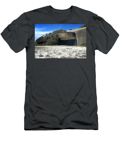 Langdon Battery Men's T-Shirt (Athletic Fit)
