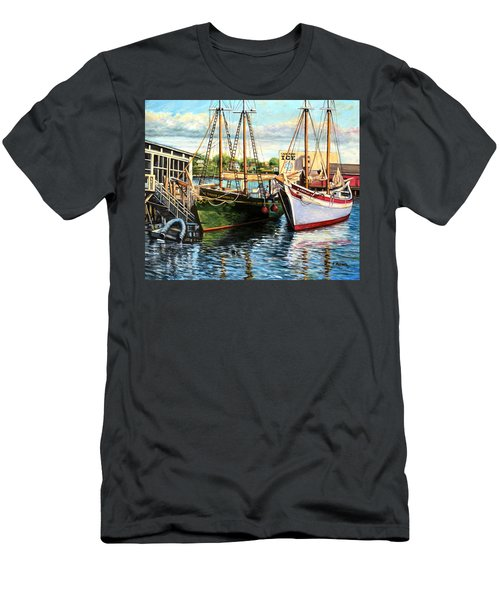 Lannon And Ardelle Gloucester Ma Men's T-Shirt (Athletic Fit)