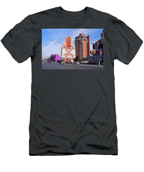 Las Vegas 1994 #1 Men's T-Shirt (Slim Fit) by Frank Romeo