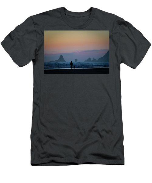 Last Colors Men's T-Shirt (Athletic Fit)