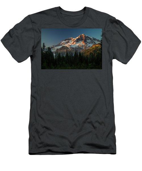 Last Light-2 Men's T-Shirt (Athletic Fit)