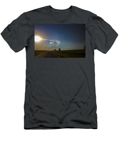 Last Nebraska Supercell Of The Summer 009 Men's T-Shirt (Athletic Fit)