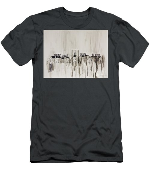 Last Supper Men's T-Shirt (Athletic Fit)