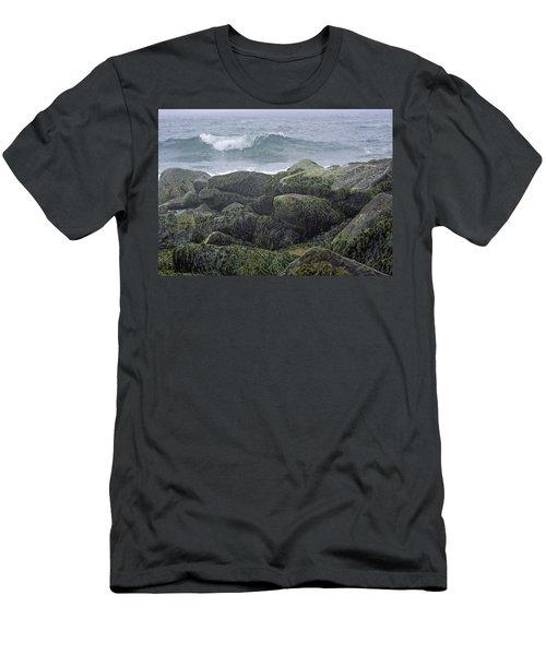 Last Wave Men's T-Shirt (Athletic Fit)
