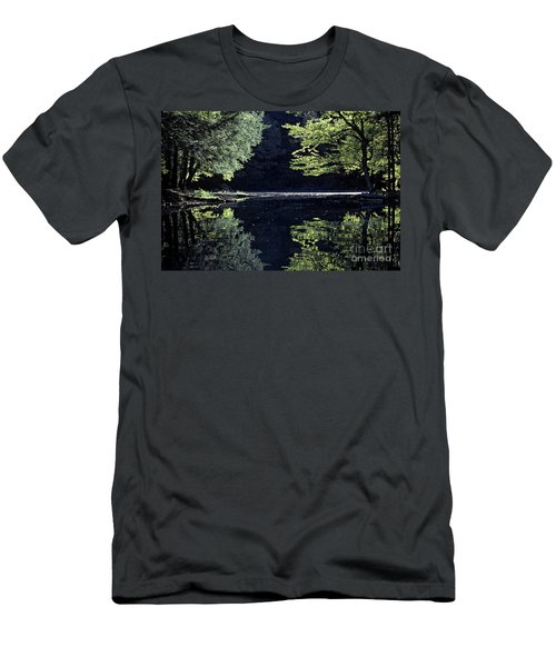 Late Afternoon Reflection Men's T-Shirt (Athletic Fit)