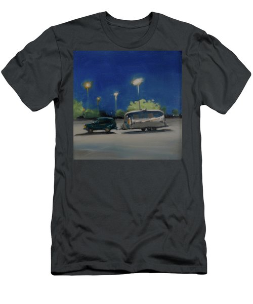 Late Night Shopping Men's T-Shirt (Athletic Fit)