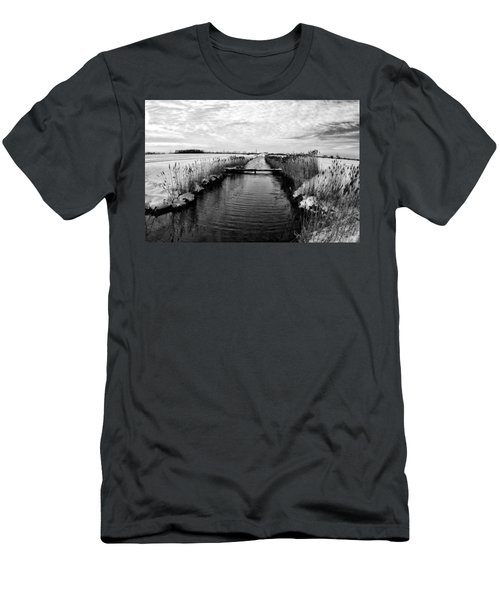 Late Spring Men's T-Shirt (Slim Fit) by Kevin Cable