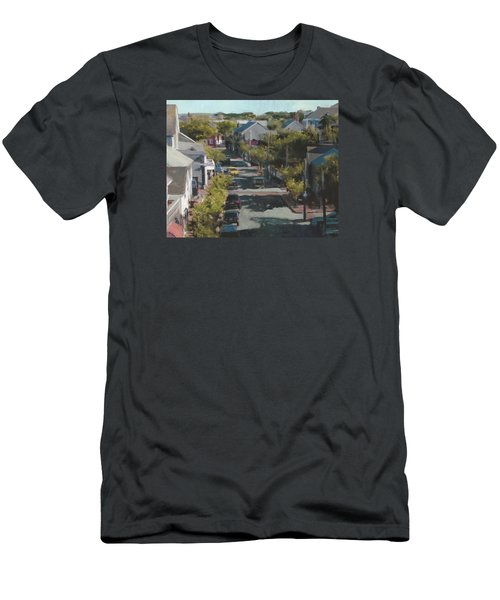 Late Summer Nantucket Men's T-Shirt (Athletic Fit)
