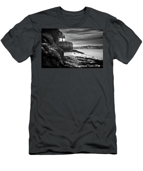 Dylan Thomas Boathouse 5 Men's T-Shirt (Athletic Fit)