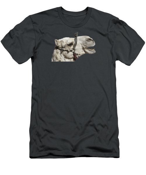 Laughing Camel Men's T-Shirt (Athletic Fit)
