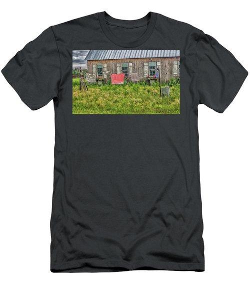 Laundry Men's T-Shirt (Athletic Fit)