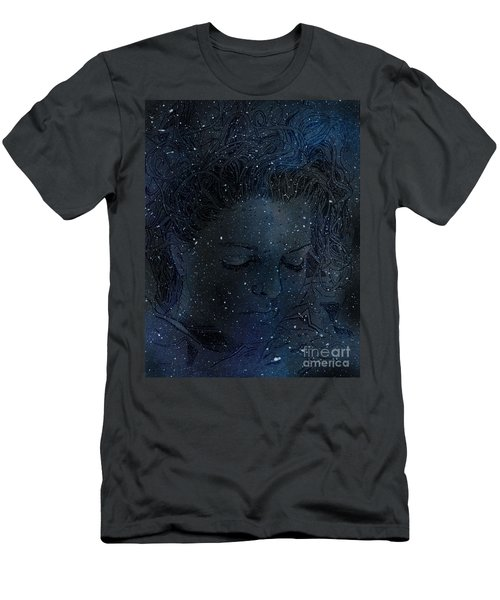 Eat At Judys Laura Palmer Carrie Page Nebula Men's T-Shirt (Athletic Fit)