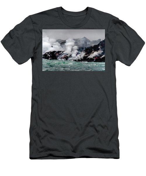 Lava Shelf Men's T-Shirt (Athletic Fit)