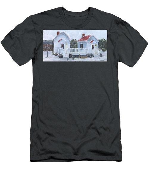 Law Offices Men's T-Shirt (Athletic Fit)