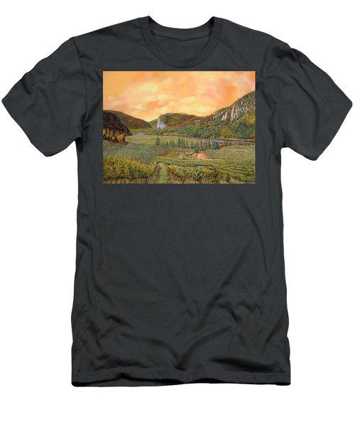Le Vigne Nel 2010 Men's T-Shirt (Athletic Fit)