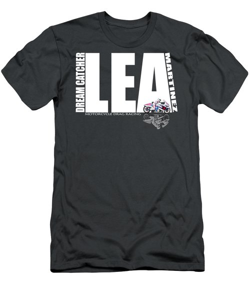 Lea Martinez T004 Men's T-Shirt (Athletic Fit)