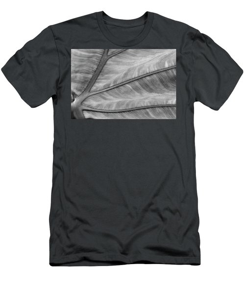 Leaf Abstraction Men's T-Shirt (Athletic Fit)