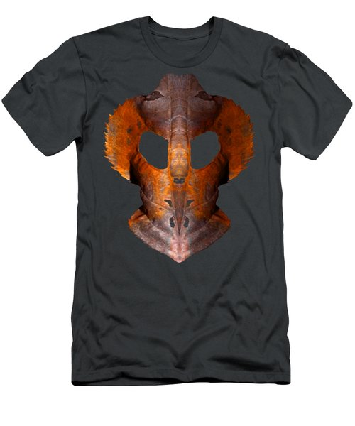 Leaf Mask 2 T Shirt Men's T-Shirt (Athletic Fit)