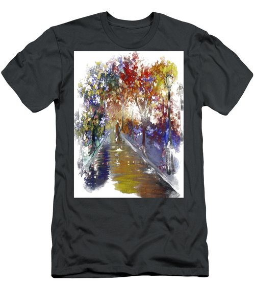 Leaving Alone II Men's T-Shirt (Athletic Fit)
