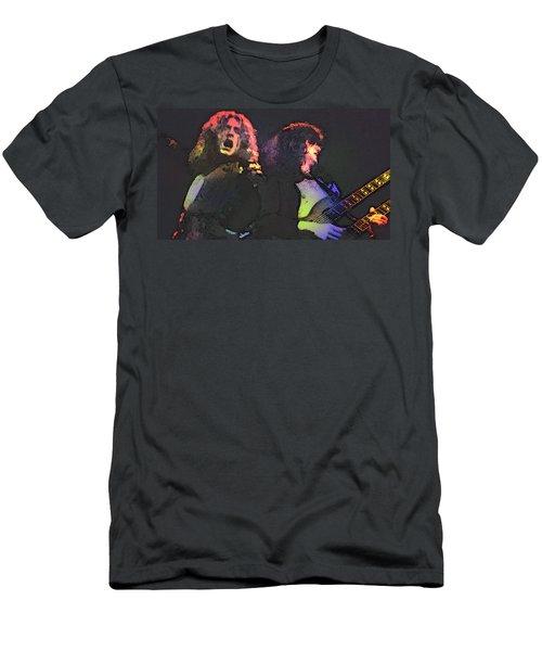 Led Zepp  Men's T-Shirt (Athletic Fit)