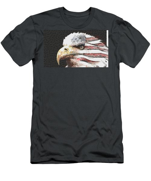 Legally Unlimited Eagle Men's T-Shirt (Athletic Fit)