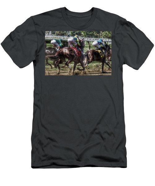 Legs Men's T-Shirt (Athletic Fit)