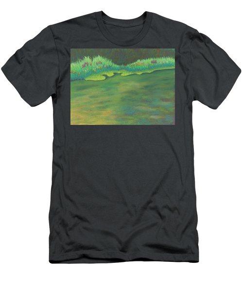 Lenox Audubon Pond 3 Men's T-Shirt (Athletic Fit)
