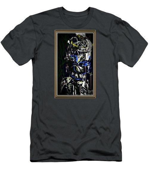 Let Love Be No Illusion Men's T-Shirt (Athletic Fit)