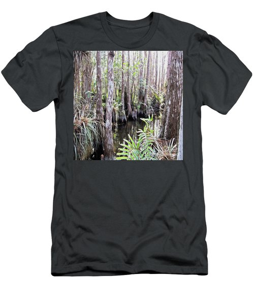 Letting Go Of Today Men's T-Shirt (Athletic Fit)