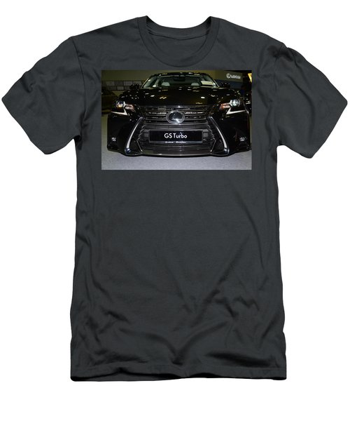 Lexus Gs Turbo Men's T-Shirt (Athletic Fit)