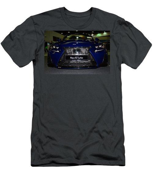 Lexus Is Turbo Men's T-Shirt (Athletic Fit)