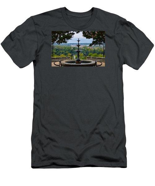 Libby Hill Park Men's T-Shirt (Athletic Fit)