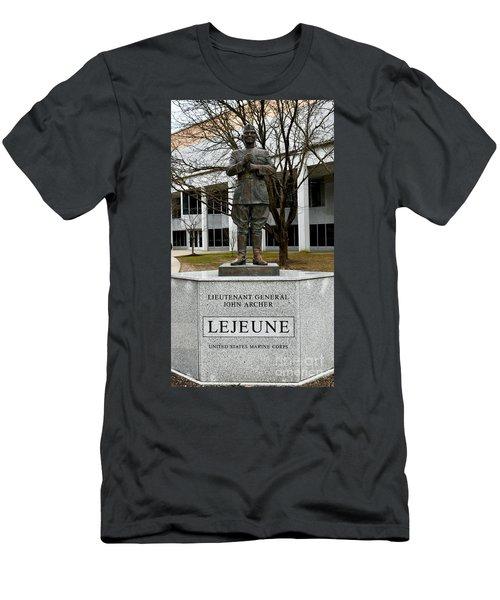 Lieutenant General John Archer Lejeune Men's T-Shirt (Athletic Fit)