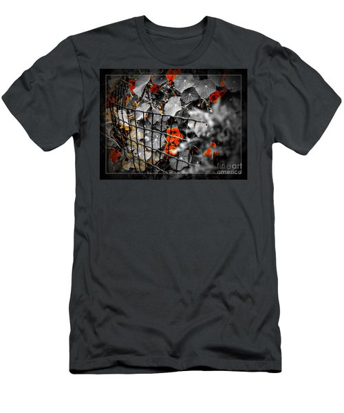 Life Behind The Wire Men's T-Shirt (Athletic Fit)