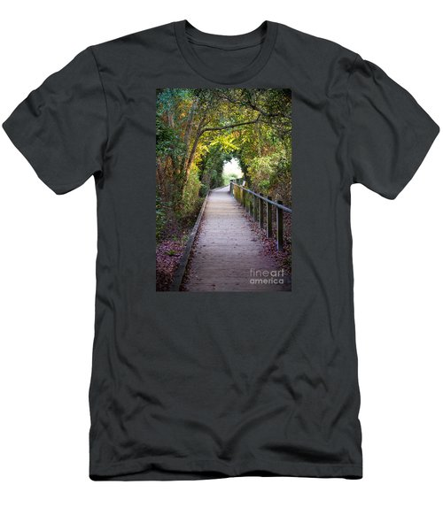 Life Beyond The Path Men's T-Shirt (Athletic Fit)