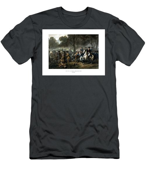 Life Of George Washington - The Soldier Men's T-Shirt (Athletic Fit)