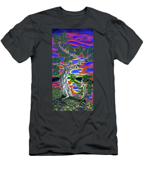 Life Of Trees Men's T-Shirt (Athletic Fit)