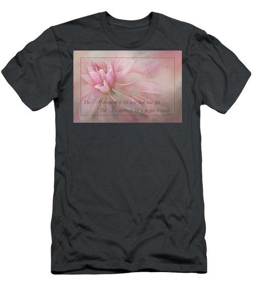 Lifes Purpose Men's T-Shirt (Athletic Fit)