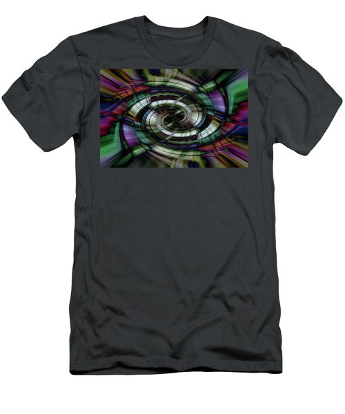 Light Abstract 6 Men's T-Shirt (Athletic Fit)
