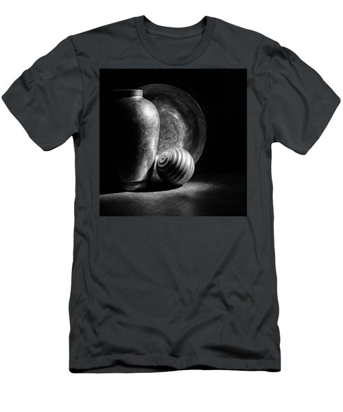 Light And Shadows Men's T-Shirt (Athletic Fit)