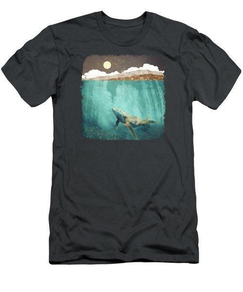 Light Beneath Men's T-Shirt (Athletic Fit)