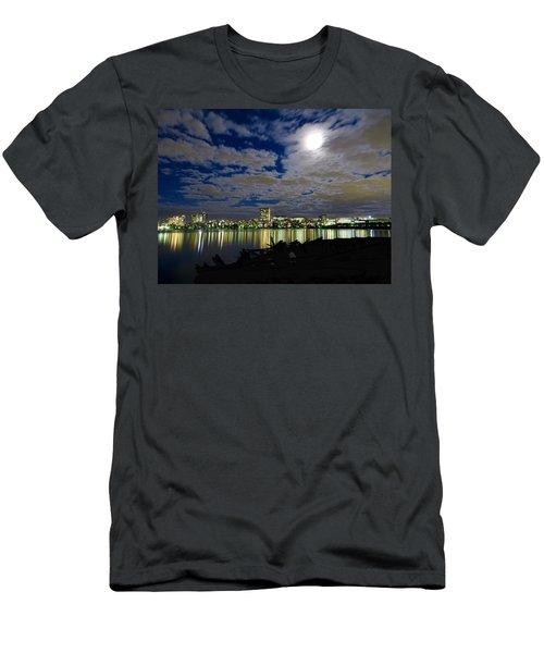 Light Me Up Men's T-Shirt (Athletic Fit)