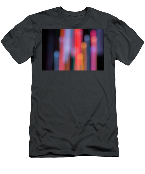 Light Painting No. 3 Men's T-Shirt (Athletic Fit)