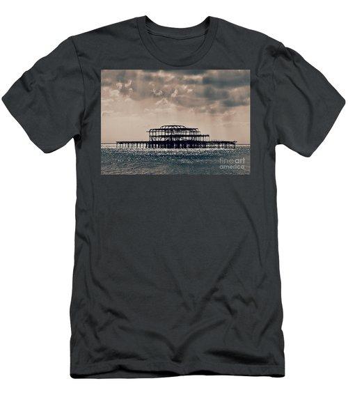 Light Shower Men's T-Shirt (Athletic Fit)