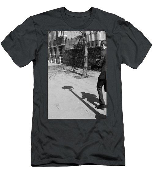 Light Support Men's T-Shirt (Athletic Fit)