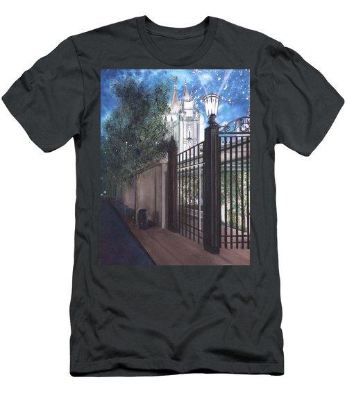 Light The World Men's T-Shirt (Athletic Fit)